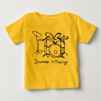 Slagwerker in Opleiding Baby T Shirts