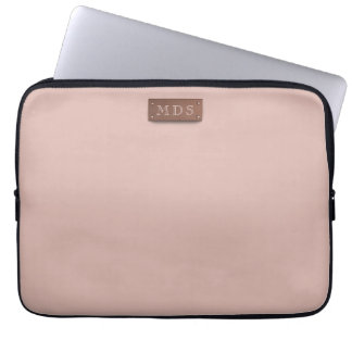 Slank Millennial Roze Laptop Sleeve