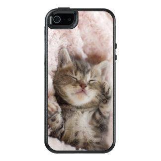 Slaperig Katje OtterBox iPhone 5/5s/SE Hoesje