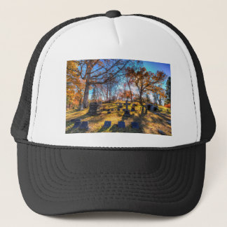 Slaperige Holle Begraafplaats New York Trucker Pet
