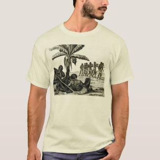 Slaven op Kust T Shirt