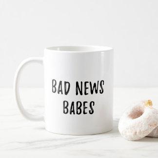 Slecht Nieuws Babes Koffiemok