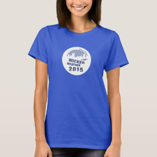 Slecht Weer 2015 - Begraven Verslag! T Shirt