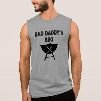 Slechte BBQ van de Papa. BBQ. van de pa T Shirt