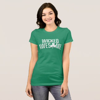 Slechte Geweldige St. Patrick Dag T Shirt