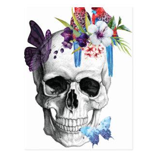 Slechte Tropisch van het Paradijs van de Dood van Briefkaart