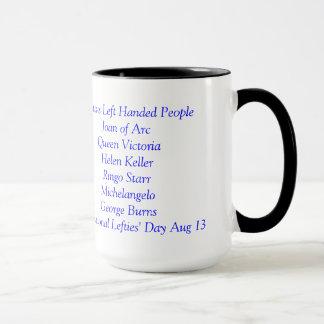 Slechts de Mok van de Koffie van leden van de