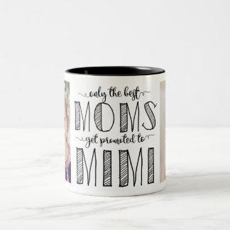 Slechts worden de Beste Mamma's die aan Mimi Tweekleurige Koffiemok