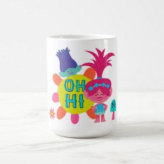 Sleeplijnen | Papaver & Tak - Oh hallo daar Koffiemok