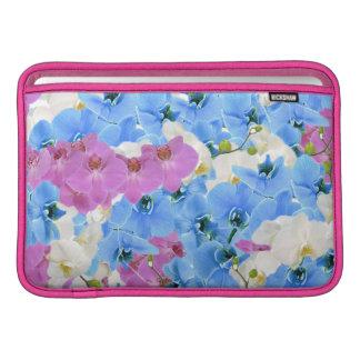 Sleeve van de Lucht Macbook van tulpen het Bloemen
