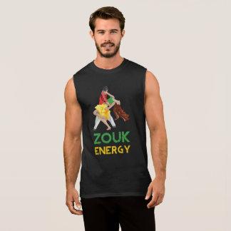 Sleeveless de Energie van Zouk T Shirt