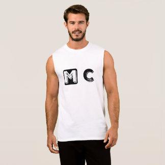 Sleeveless MC T-shirt