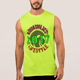 Sleeveless ontwerper, het merk van Co. SURFESTEEM T Shirt