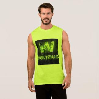 Sleeveless overhemd van Waltzilla T Shirt