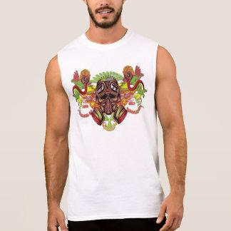 "Sleeveless ""Radioactief "" T-shirt"