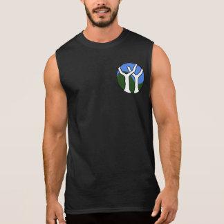 Sleeveless T-shirt van het mannen