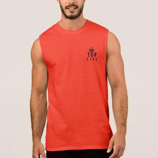 Sleeveless TopLife T Shirt