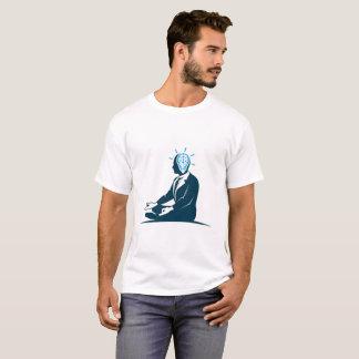 slim ontwerp. Het Denken van het man T Shirt