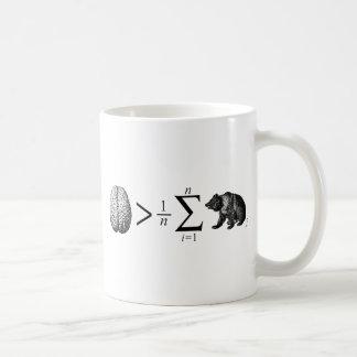 Slimmer dan het Gemiddelde draag Koffiemok