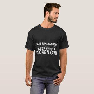 Slimmere Slaap van het kielzog de omhoog met een T Shirt