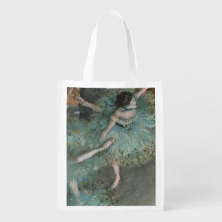 Slingerende Danser - Edgar Degas Boodschappentas