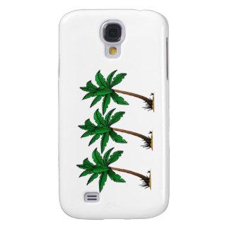 Slingerende Palmen Galaxy S4 Hoesje