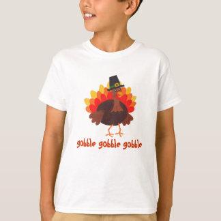 Slok opslokken - Thanksgiving Turkije - T-shirt op