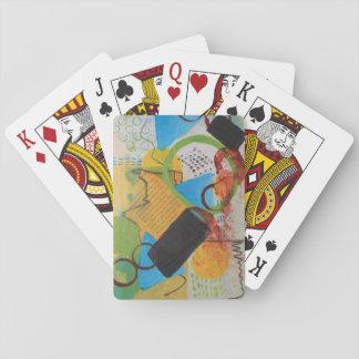 Slordige Cirkels Pokerkaarten