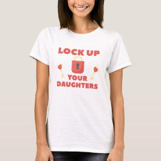 Slot omhoog u Dochters T Shirt