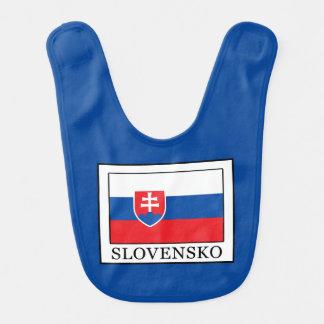 Slovensko Baby Slabbetjes