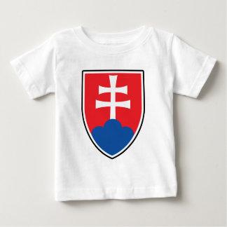 Slowaaks Schild Baby T Shirts