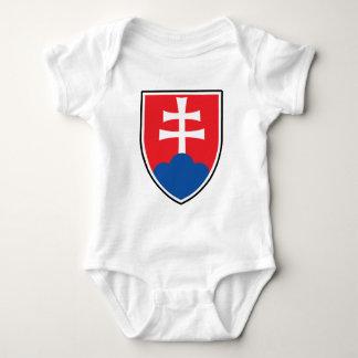 Slowaaks Schild Romper