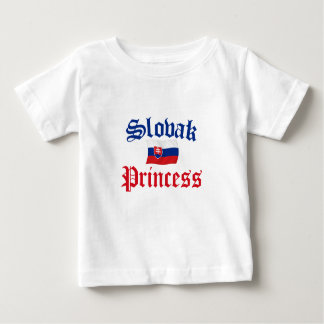 Slowaakse Prinses Baby T Shirts