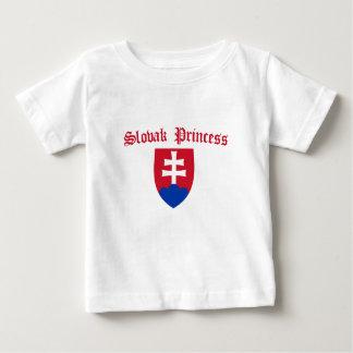 Slowaakse Prinses COA Baby T Shirts