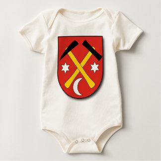 Slowakije #2 baby shirt