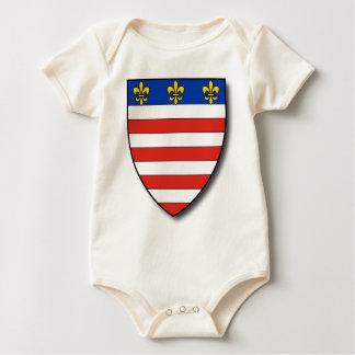 Slowakije Baby Shirt