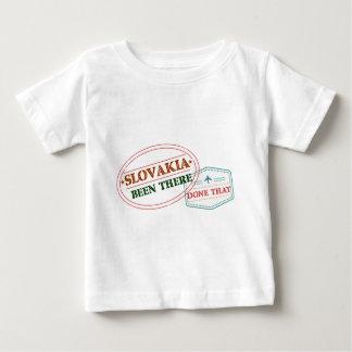 Slowakije daar Gedaan dat Baby T Shirts