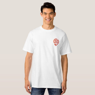 SLP vindt Uw Bedrijfs Lang T-shirt