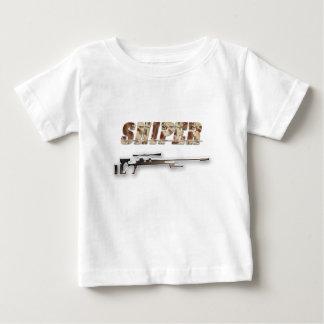 Sluipschutter Baby T Shirts