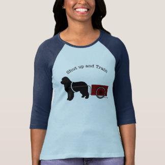 Sluit en leid het Overhemd van de Hond van het T Shirt