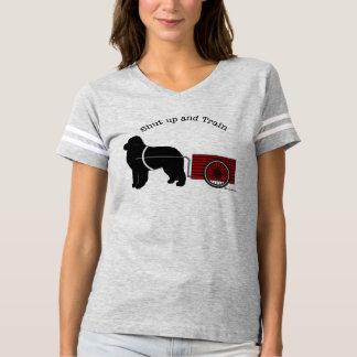 Sluit en leid het Overhemd van de Hond van het T Shirts