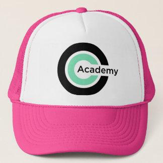 Sluit het Pet van de Academie van de Vraag