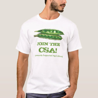 Sluit me aan bij de T-shirt CSA