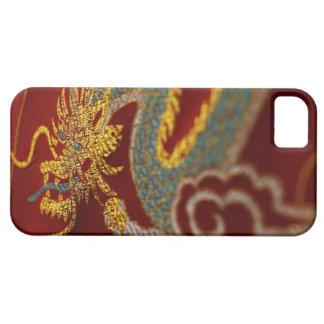 Sluit omhoog van Chinese zijde Barely There iPhone 5 Hoesje