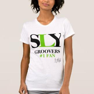 sluw grooverst-shirt van Fiji van cavudivi T Shirt