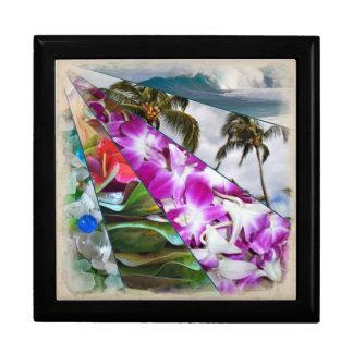Smaak van Hawai'i Decoratiedoosje