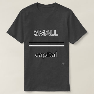 SMALL & kapitaal - Mindless Volk T Shirt