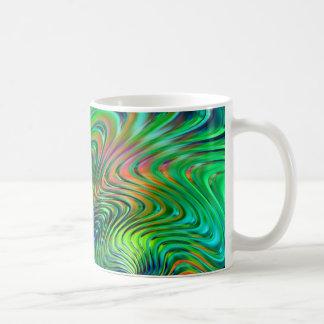 Smaragdgroene Samenvatting Koffiemok