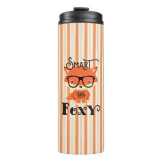 Smart EN foxy-Strepen Thermosbeker