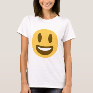 Smiley emoji t shirt